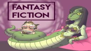 Fantasy Fiction 71: Wrestling and Dungeon Masters