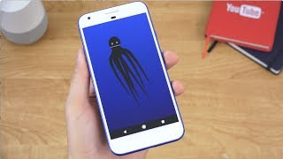 Android 8.0 O Preview 4: Android Octopus??