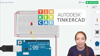 Fading LED With Arduino in Tinkercad