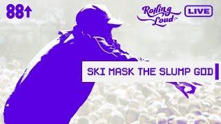 Ski Mask The Slump God - R.I.P. Roach (LIVE FROM ROLLING LOUD 17)