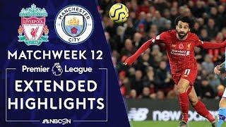 Liverpool v. Manchester City | PREMIER LEAGUE HIGHLIGHTS | 11/10/19 | NBC Sports