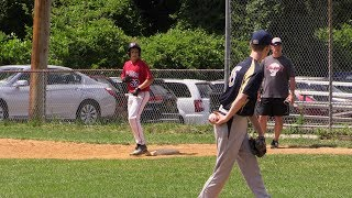HV Bulldogs vs Extra Innings Cadets Navy June 2017