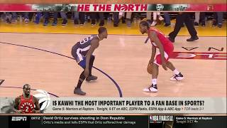 Stephen A. Smith ″predicts″: game 5 - Raptors vs Warriors | First Take