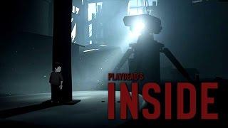 INSIDE Part 1 - 如此簡單的遊戲到底埋藏著什麽真相!?