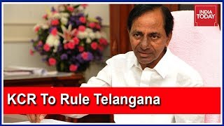 Telangana CM KCR's Poll Gambit Pays Off In Historic Win For TRS