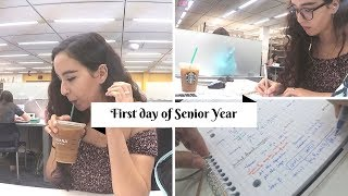 Day in The life of an Aerospace Engineering Student | SENIOR YEAR