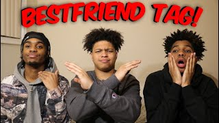 How well do we know each other?🤔 HILARIOUS BEST FRIEND TAG‼️👨‍👨‍👦 PART 1
