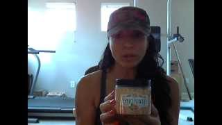 Week 2- Eat clean! Peanut butter demystified #venuspolefitness