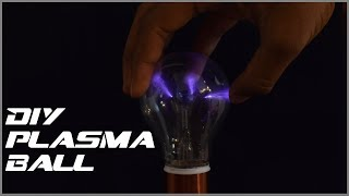 How to make a DIY plasma ball!