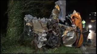 Arsbeck - Niederkrüchten - Tödlicher Unfall auf der B221