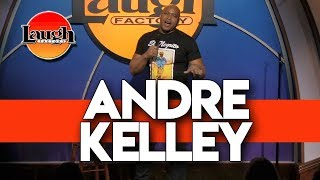 Andre Kelley   Straight Girls and Men   Laugh Factory Stand Up Comedy