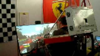 Drive Simulator Car Racing Game SPLIT SASO 2008