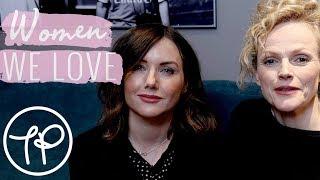 Sali Hughes meets Maxine Peake | Funny Cow | Women We Love | The Pool