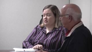 Westmoreland TN City Council   3-16-2017