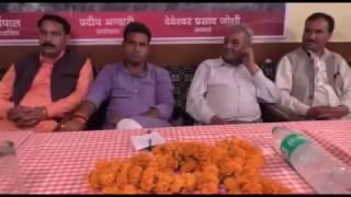 मसूरी: मशरूम खेती को बढावा देने के लिए काम करेगें- विनोद कंडारी