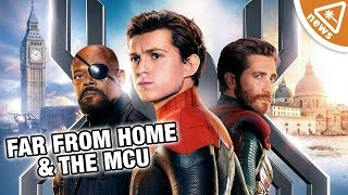 How Spider-Man: Far From Home Will Close Out the MCU's Phase 3! (Nerdist News w/ Jessica Chobot)
