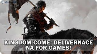 AlzaTech na For Games 2017 #2: Kingdom Come: Deliverance!