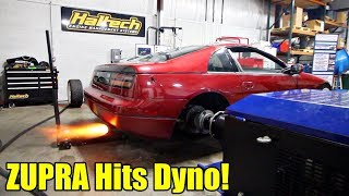 2JZ Zupra Makes Some POWER!!! Pt. 40