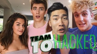 Team 10 HACKED & EXPOSED! Chance CHEATED on Tessa? RiceGum, FaZe Banks DMs LEAKED! Alissa Violet