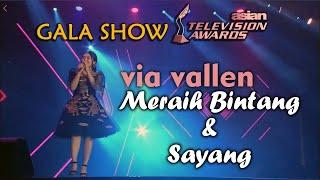 Meraih Bintang & Sayang - Full Penampilan Via Vallen 23rd Asian Television Awards 2019 (Gala Show)