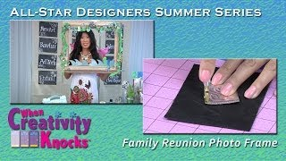 All-Star Designers Summer Series: Family Reunion Photo Frame