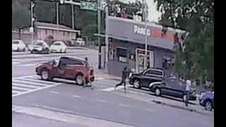 del momento en que actor mexicano golpea mortalmente a cubano