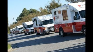 American Red Cross What is an ERV?