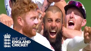 Incredible End As Ali Seals Win With A Hat-Trick - England v South Africa 3rd Test Day 5 2017