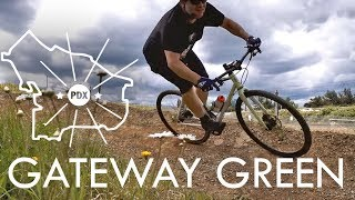 Rubber to the Road / Gateway Green