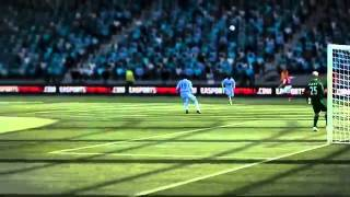 FIFA 12 EA Sports Featuring Manchester City Trailer