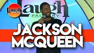 Jackson McQueen   Bad Marriage PR   Laugh Factory Las Vegas Stand Up Comedy