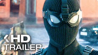 SPIDER-MAN: FAR FROM HOME - 4 Minute Trailers (2019)