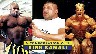 PART 1: How Ronnie Coleman Vs Jay Cutler Changed Bodybuilding Forever | A Convo With King Kamali