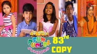Fun Bucket JUNIORS | Episode 83 | Kids Funny | Comedy Web Series | By Sai Teja TeluguOne