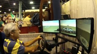 Games4Party Sim Racing Simulator