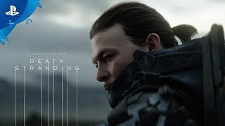 Death Stranding - The Drop Promotional Trailer | PS4