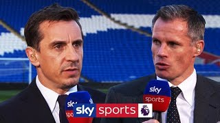 ″Every fan wants those players OUT of the club!″   Neville, Carra, Saha & Souness Man Utd's problems