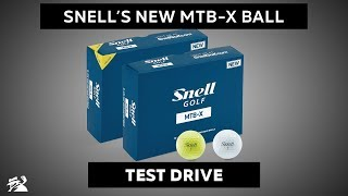 REVIEW: 2019 Snell MTB-X (vs) 2019 Titleist Pro V1