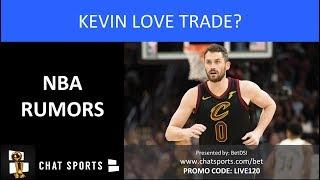 NBA Rumors: Patrick McCaw, DeMarcus Cousins Return, Kevin Love Trade, Lakers & LeBron James Return