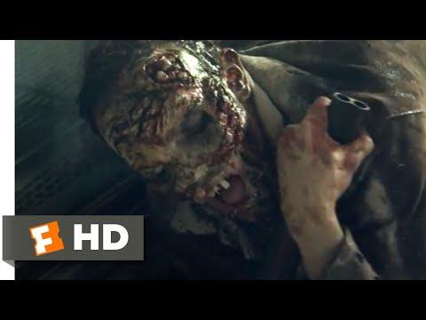 Zombie Hunter (2013) - Zombie Massacre Scene (1/10) | Movieclips