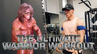 The ULTIMATE WARRIOR Workout!