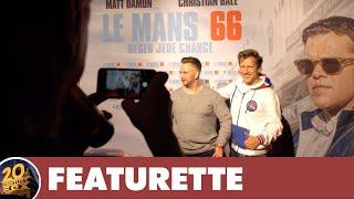 Le Mans 66: Gegen jede Chance   Offizielles Featurette: Kinotour   Deutsch HD German (2019)