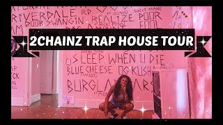 2 CHAINZ PINK TRAP HOUSE TOUR
