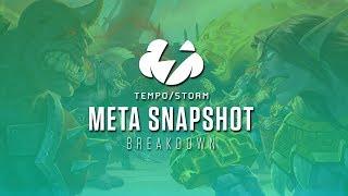 Tempo Storm Wild Meta Snapshot Breakdown   January Mid-Season   Hearthstone   [Rastakhan's Rumble}