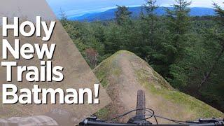 Two New Mountain Bike Trails In Bellingham, Wa!