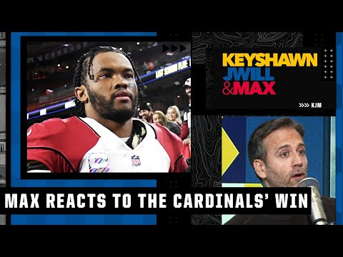 Max Kellerman reacts to the Cardinals cruising past the Browns | Keyshawn, JWill & Max
