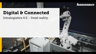 Digitalisation and Connectivity – Lived Reality at Jungheinrich