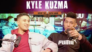 Kyle Kuzma on Laker Life, LeBron James and the Flint water crisis