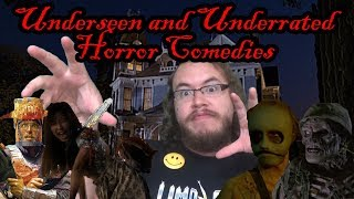 Underseen and Underrated Horror Comedies
