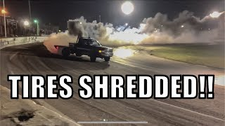 Pro Drift Track with Diesel Truck! INSANE!!!